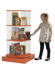 Static Picture Book Spinner