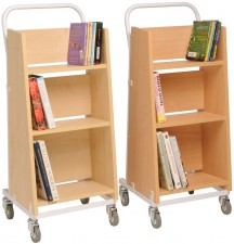 Byron Book Trolley