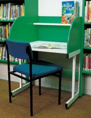 Tortuga Carrel Study Desk