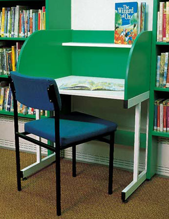 Tortuga Carrel Desk Unit