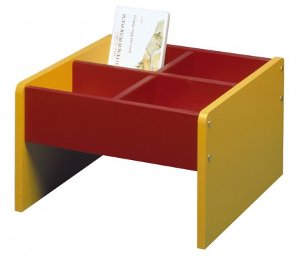 7040 Board Book Storage Kinder-box