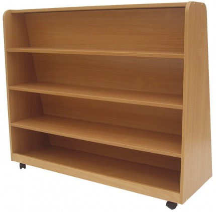 8044 Tortuga Book Storage and Display Trolley