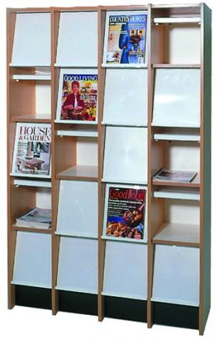 8090 Mead Unit - Magazine Display Rack