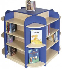 Mini Tortuga Library Shelving System