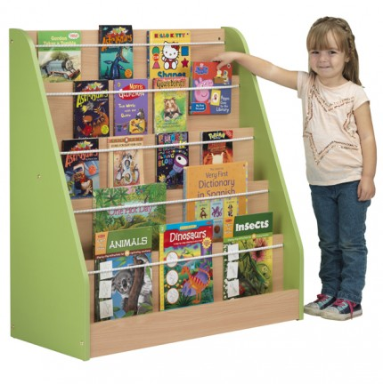 7061 Kinder Rack - Big Book Display Rack