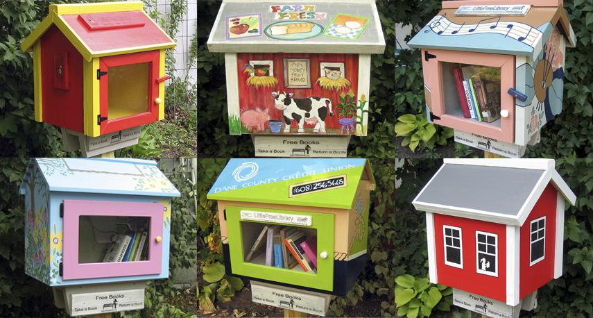 Herok Little Free Libraries