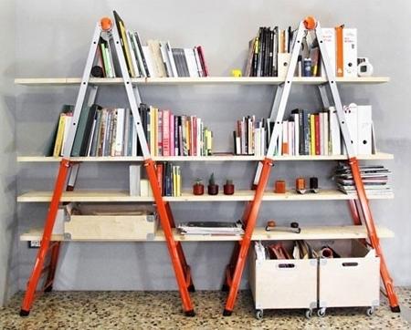 5 Herok Book shelf