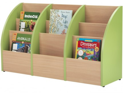 5090 - Tortuga Single Sided Infant Shelving Unit