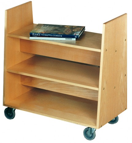 Cantlow Book Trolley