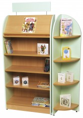 Tortuga Library Shelving Units – Single sided
