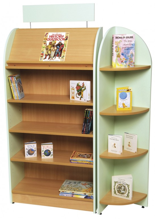 Tortuga Library Shelving Units Herok Library Furniture