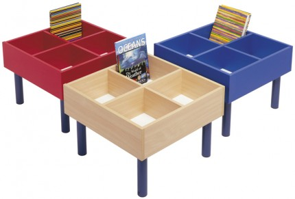 7020 Kinderbox Book Storage - New Style