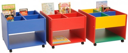 7030BL 7030R 7030MC Mobile Kinderbox Kinder Box