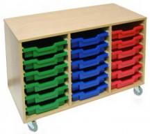 Ridgeway Tray Storage Unit