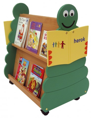 8043 Mobile Book Display Unit - The Herok Bug