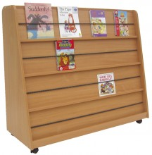 Tortuga Book Storage Display Trolley