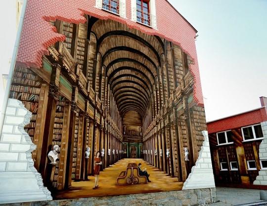 4 Street-art-Library-Mural-540x417