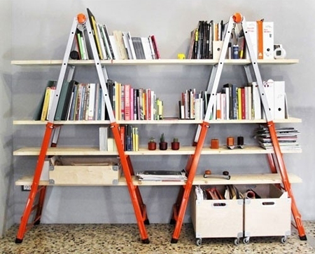 5 Herok Book shelf