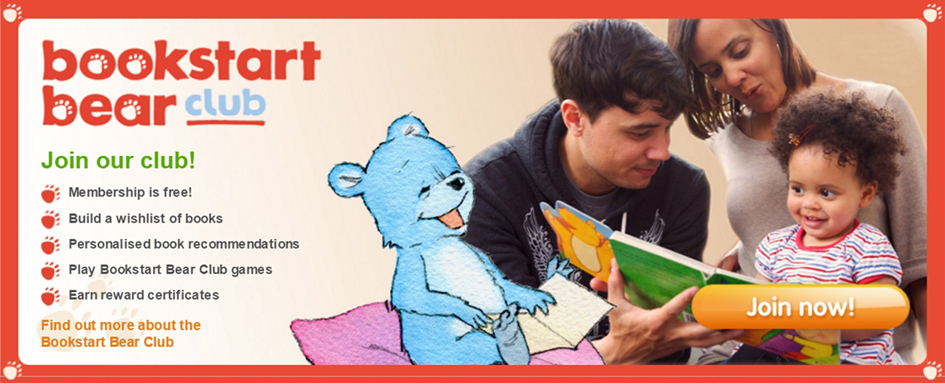 Bookstart-bear-club